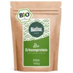 Erbsenprotein-Pulver Bio 1kg - 83% Proteingehalt