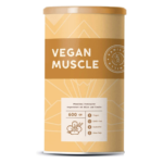 Vegan Muscle | VANILLE | Pflanzliches Protein | 600g